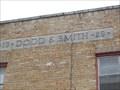 Image for 1929 - Dodd & Smith Building - Wewoka, OK
