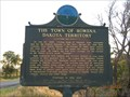 Image for The Town of Rowena Dakota Territory