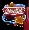 Image for Coca Cola Neon - Williams, Arizona, USA.
