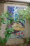 Image for Mosaic in North Pacific Playground - Brooklyn, New York