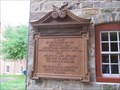 Image for In Memory of the Soldiers of the Continental Army - Brethren House - Bethlehem, PA