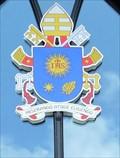 Image for Coat of Arms of Pope Francis - Kailua-Kona, Hawaii Island, HI