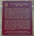 Image for Sir Charles Tupper - Amherst, NS