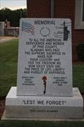 Image for Desert Storm -- Pike County Multi-War Memorial, Troy AL
