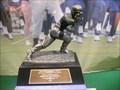 Image for John Cappelletti's Heisman trophy - University Park, PA