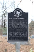 Image for Cove Springs Cemetery