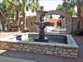 Image for Visitor's Center Plaza Fountain - Granbury, TX