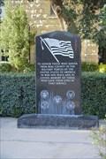 Image for Real County Veteran's Memorial -- Leakey TX
