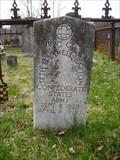 Image for Brig. General Seth Maxwell Barton, CSA, Fredericksburg, VA