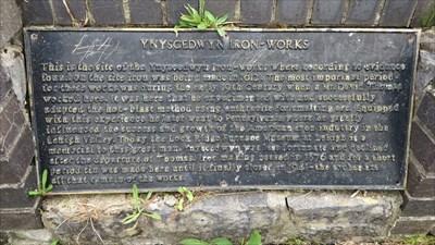 Ynyscedwyn Ironworks