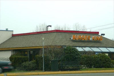 Burger King Pacific Highway South Federal Way