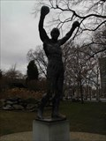 Image for 'Rocky' Statue Makes Comeback at Museum - Philadelphia, PA