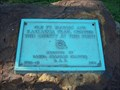 Image for Old Fort Massac and Kaskaskia Trail Marker