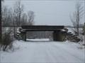 Image for Railroad Bridge - Metro Park Entrance - Bedford, Ohio