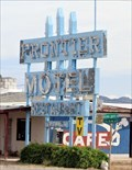 Image for Historic Route 66 - Frontier Motel - Truxton, Arizona, USA.