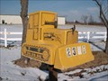 Image for Bulldozer Mailbox - Grand Island, New York