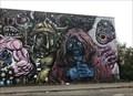 Image for Monster Mural - Oakland, CA