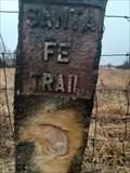 Image for Santa Fe Trail Marker - Tampa, Kansas