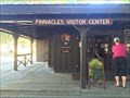 Image for Pinnacles National Park Visitor Center - Palcines, CA