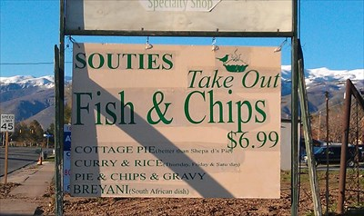 Souties fish chips north salt lake city utah fish for Fish and chips salt lake city