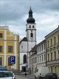 Image for Kostel sv. Petra a Pavla - Nové Hrady, okres Ceské Budejovice, CZ