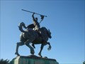 Image for El Cid on Horseback, San Francisco California