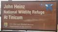 Image for Tourism - John Heinz National Wildlife Refuge - Philadelphia, Pennsylvania