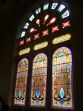 Image for Joe Bologna's Stained Glass Window