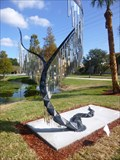 Image for The Evolution of Angels & Birds - Wind Chimes -  Kissimmee, Florida, USA.