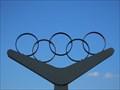 Image for Olympic Rings Memorial - Ballarat, Australia