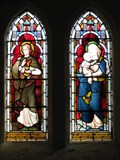 Image for St Mary's Church Windows - Trefriw, Conwy, North Wales, UK