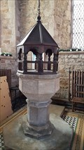 Image for Baptism Font - St Peter - Church Langton, Leicestershire