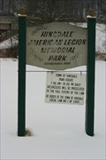 Image for Hinsdale Memorial Park - Hinsdale, NY