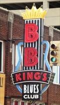 Image for B.B. King's Blues Club - Memphis, Tennessee, USA.