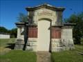Image for Adolf Scholz Mausoleum - Odd Fellows Cemetery - San Antonio, Tx