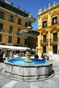 Image for Fuente de la Plaza del Obispo - Málaga, Spain