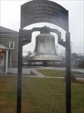 Image for St Andrew's Presbyterian Church Bell - Colborne, ON