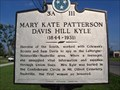 Image for Mary Kate Patterson Davis Hill Kyle