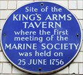 Image for FIRST - Marine Society Meeting - Change Alley, London, UK