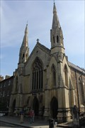 Image for Heath Street Baptist Church -- Hampstead, Camden, London, UK