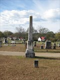 Image for Eckels Obelisk - Commerce, GA