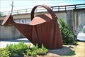 Image for Giant Watering Can - Staunton, Virginia