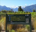 Image for Jetty Lookout Walk Trailhead - Lake Matheson, South Westland, New Zealand