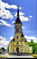 Image for Evangelický kostel / Evangelic church - Žatec (North-West Bohemia)