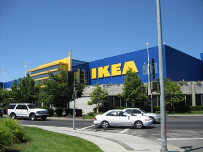 Ikea East Palo Alto California