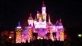 Image for Sleeping Beauty Castle @ Night - Anaheim, CA