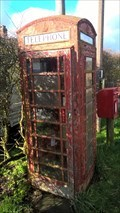 Image for Red Telephone Box - Churchover, Leicestershire, CV23 0EJ