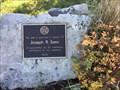 Image for Joseph R. Sams Memorial - Flamborough, ON