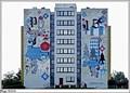 Image for Graffiti na budove-Praha, CZ