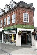 Image for Lands Tobacconist, Stratford upon Avon, UK
